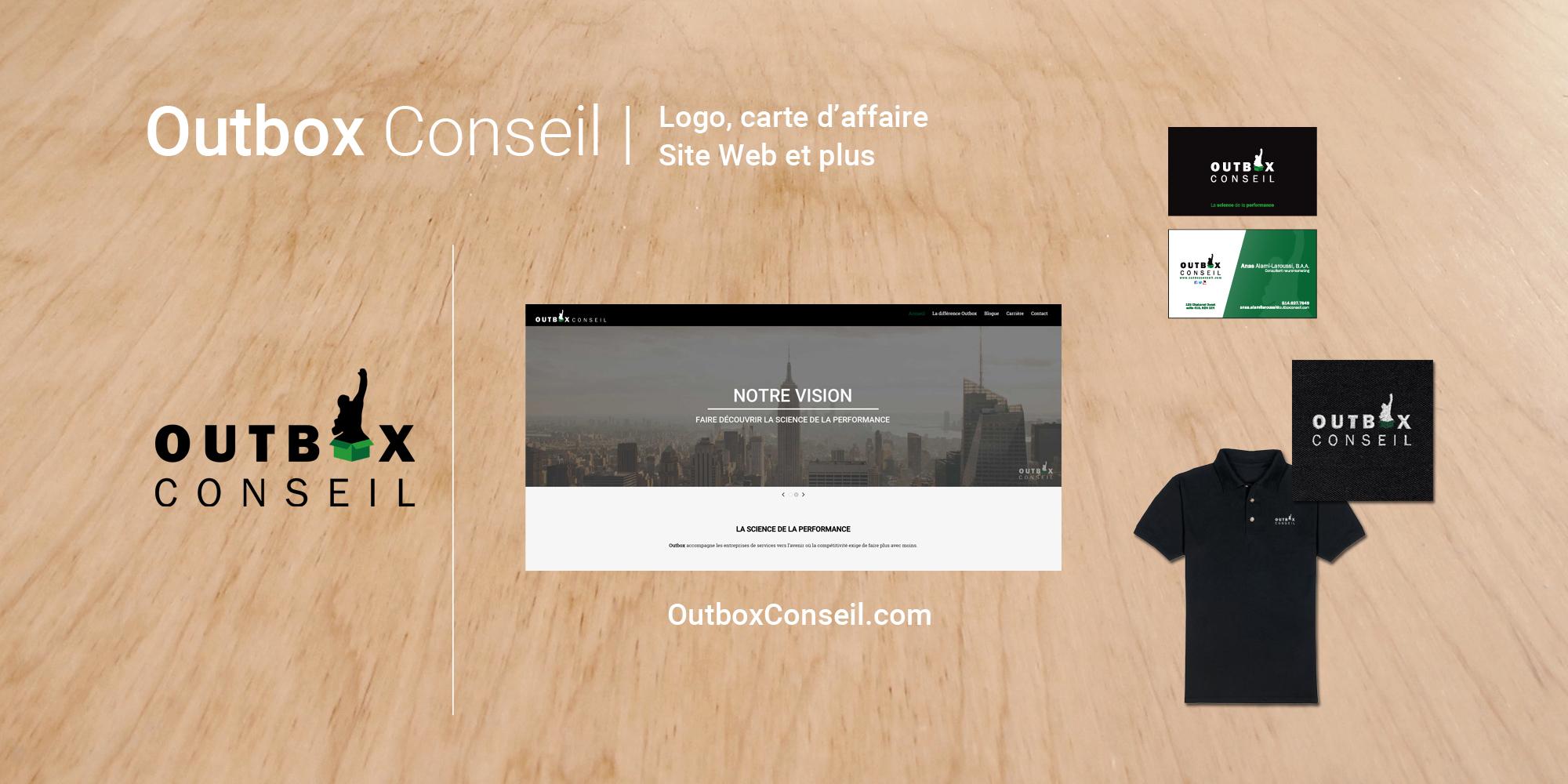 Outbox Conseil portfolio
