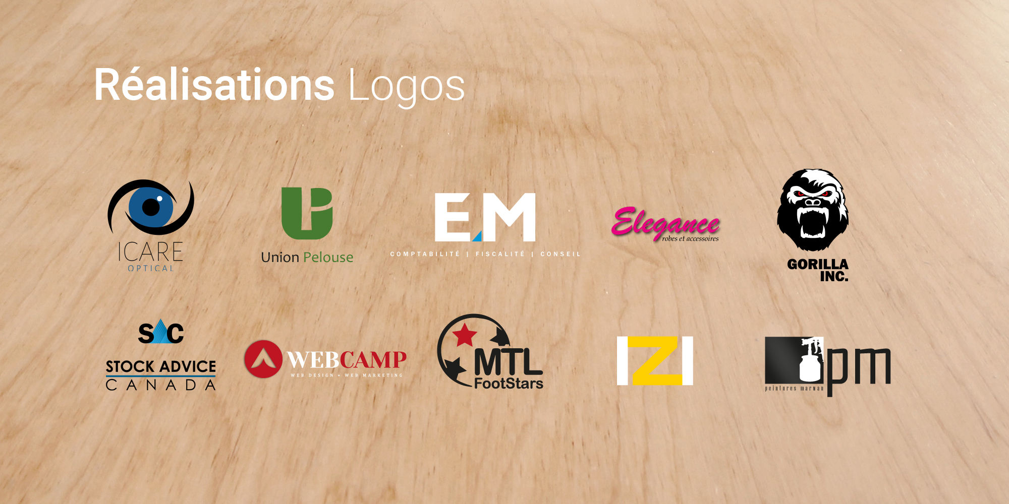 logo creation portfolio